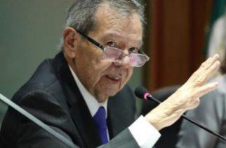 Es complicado desmontar un régimen: Porfirio Muñoz Ledo