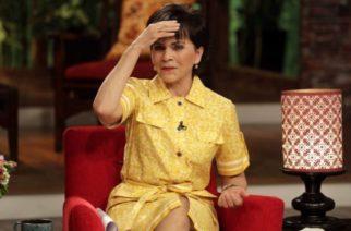 Pati Chapoy reveló que fue 'manoseada' en concierto de Menudo
