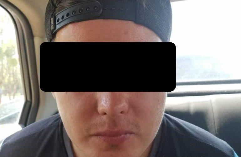 Fue detenido un sujeto acusado de abuso sexual en contra de una menor