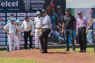 En Aguascalientes, arrancó torneo internacional de béisbol