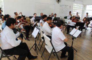 Casa de adolescente ya cuenta con Orquesta Sinfónica