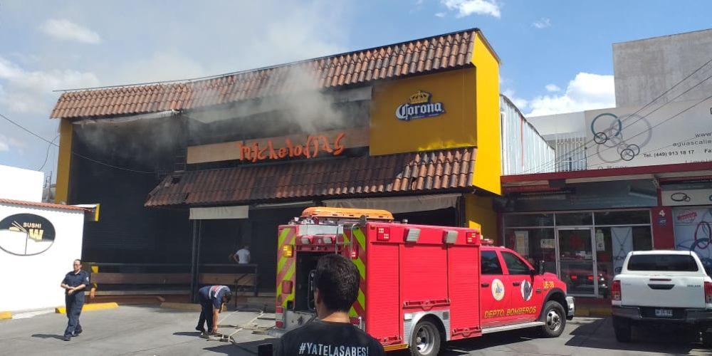 """Se incendian las """"Michelodias"""" al sur de la ciudad"""