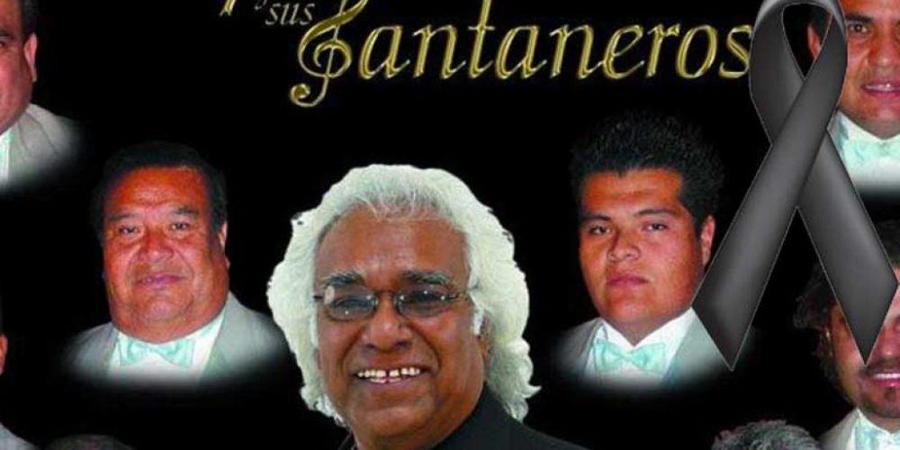 Fallece el cantante Pepe Bustos de 'Los Santaneros'