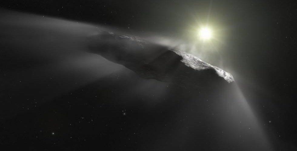 Científico afirma que se acerca nave extraterrestre a la Tierra