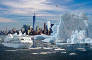Millonario quiere 'remolcar' un iceberg para combatir sequía