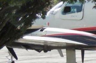 Roban $800 mil de programas federales de avioneta en Chiapas