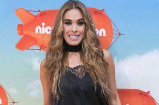Galilea Montijo admite que antes de la fama se vestía con ropa de paca