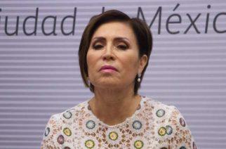 Rosario Robles presenta amparo contra aprehensión