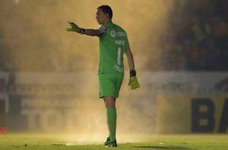Agustín Marchesín rompió en llanto durante entrevista tras fichar con el Porto