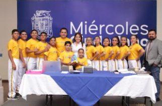 Ballet Folclórico infantil del municipo representará a Aguascalientes en concurso internacional