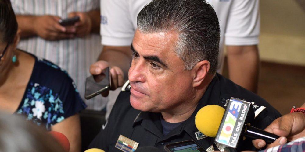 Afirma Martínez que ha bajado el número  de autos robados en Aguascalientes capital