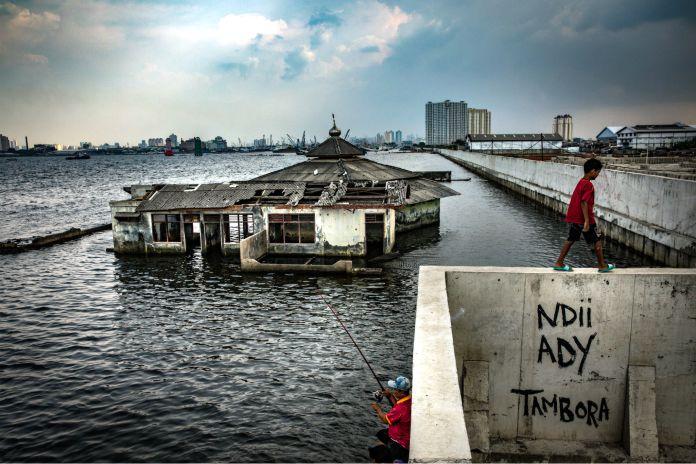 La capital de Indonesia será reubicada porque se está hundiendo