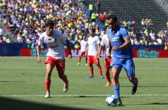 Cruz Azul humilla a Necaxa 4 a 0 y gana la Súper Copa MX