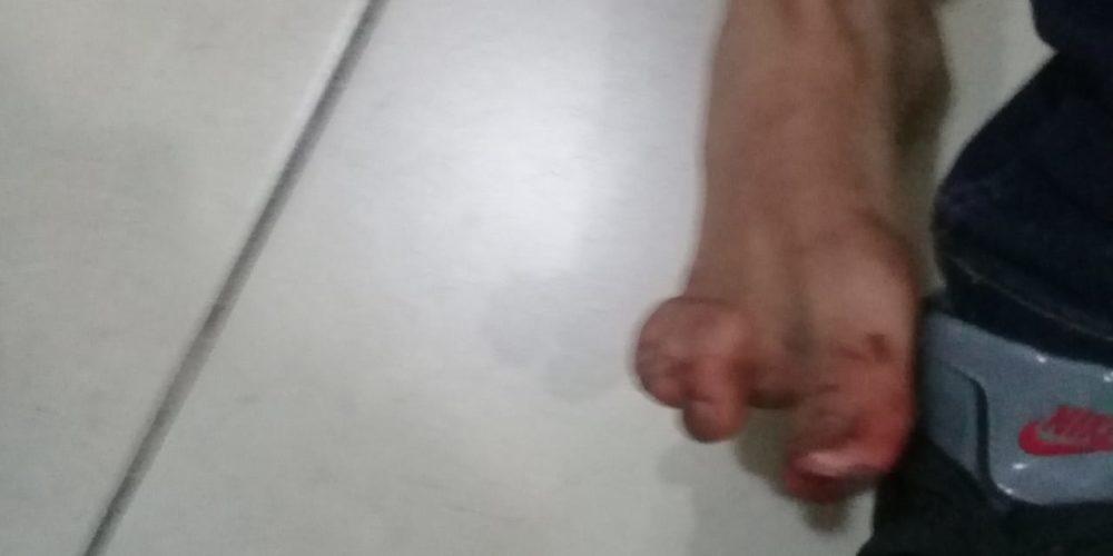 Rescatan a joven que era torturado en Aguascalientes