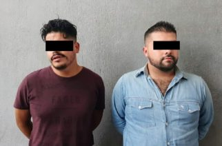 Detienen a conocido estilista y a su novio por ratas en Aguascalientes