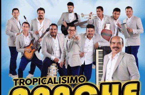 Tropicalísimo Apache se presentará gratis en la Feria de los Chicahuales