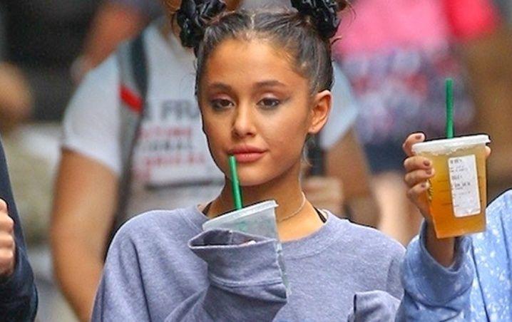 Ariana Grande confiesa que fue alcohólica