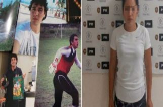 Cae mujer del CJNG que fue vinculada al asesinato de jugador de futbol mexicano