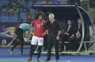 Despiden a Javier Aguirre de la Selección de Egipto por eliminación de Copa Africana