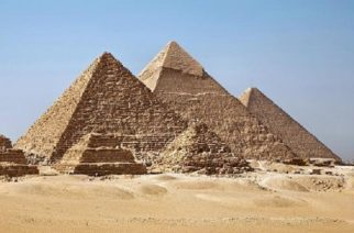 Egipto abre al público dos nuevas pirámides antiguas