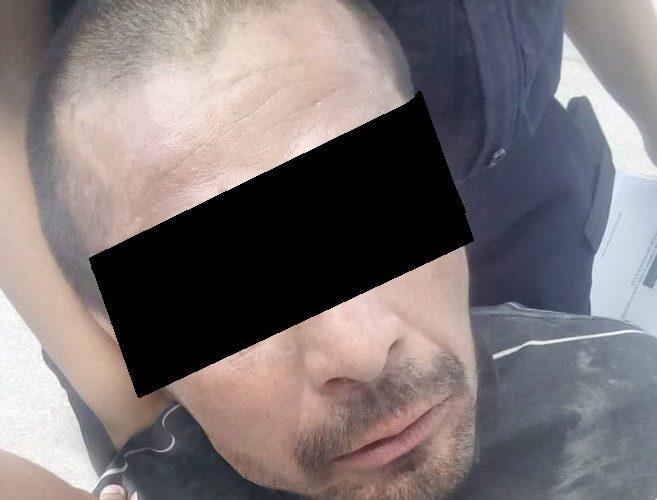 Ratero ataca con hacha a policías municipales de Jesús María