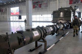 Explosión nuclear provoca la evacuación de un pueblo en Rusia