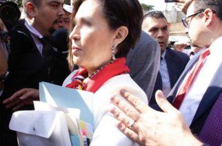 "Vinculan a proceso a Robles por ""Estafa Maestra"""