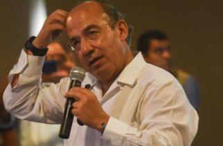 Por fraude en 2006 hay violencia, dice AMLO; Calderón le responde que se ponga a trabajar