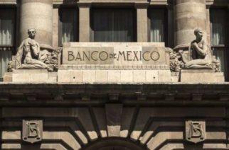 Banxico recorta por tercera vez en el año su pronóstico del PIB para 2019 a un rango de 0.2% y 0.7%