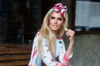 Ella es la hermosa hija de Tania Ruíz, novia de Enrique Peña Nieto