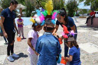 En Ccapama promueven el cuidado del agua en niños