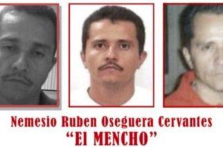 El Mencho se esconde en las Montañas como El Chapo: DEA