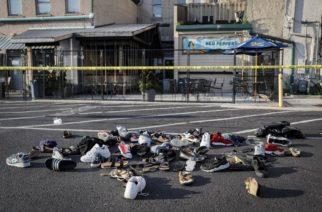 Sujeto mata a balazos a 10 personas en zona de antros en Estados Unidos