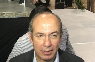 Hay más muertos ahora que en el peor momento de mi gobierno: Calderón