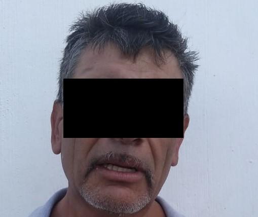 Sujeto con droga crystal fue detenido en el municipio de Pabellón de Arteaga
