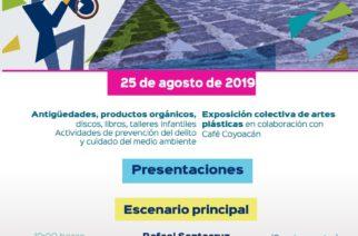 """Checa aquí la agenda de actividades del programa """"Pa' Dominguear en Carranza"""""""