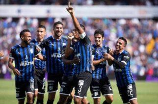 Querétaro humilla 3 a 0 a Cruz Azul en redes exigen cese de Caixinha