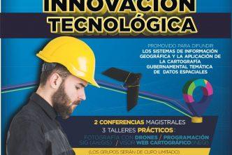 Anuncian realización de Seminario Interistitucional de Cartografía Digital