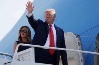 Repudian visita de Trump a Texas y Ohio tras masacres