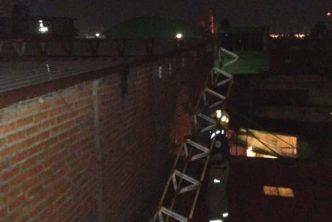 Protección Civil Municipal atendió reportes por lluvias