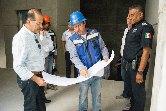 Supervisa MOS obras del paso a desnivel de San Ignacio y construcción del C-5