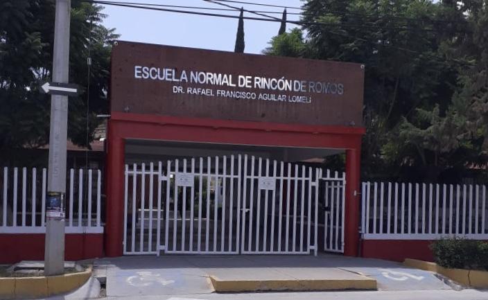 Fallece velador dentro de la Normal de Rincón de Romos