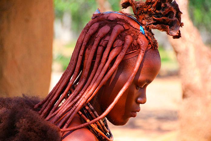 Himba, la etnia que lucha por su cultura