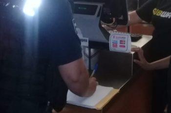 Policías frustran extorsión telefónica a empleadas de Subway de Cosío