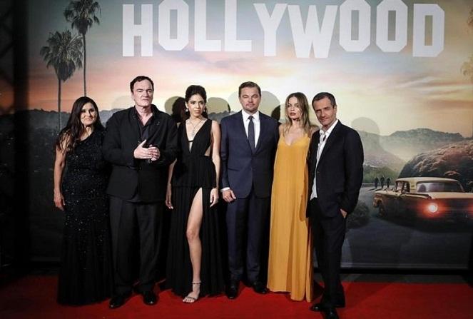 """Compara Tarantino su nueva película con """"Roma"""" de Cuarón"""