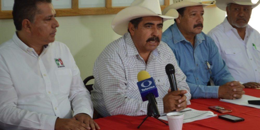 """Denuncia CNC desmantelamiento de  gobierno federal hacia el campo. """"Aguascalientes está olvidado"""", dice"""