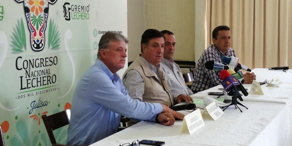 Desapareció 20% de productores lecheros en Aguascalientes