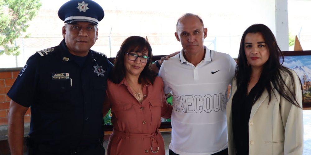 """""""Cádaver Valdez"""" es el nuevo titular de fomento deportivo en el Cereso de El Llano"""
