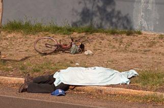 Muere ciclista tras ser atropellado en Jesús María, Aguascalientes