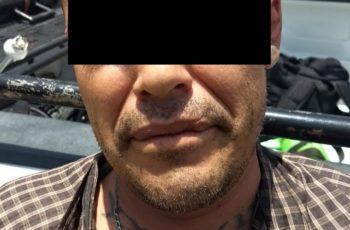 """Detienen a """"El Richard"""", presunto distribuidor de drogas"""